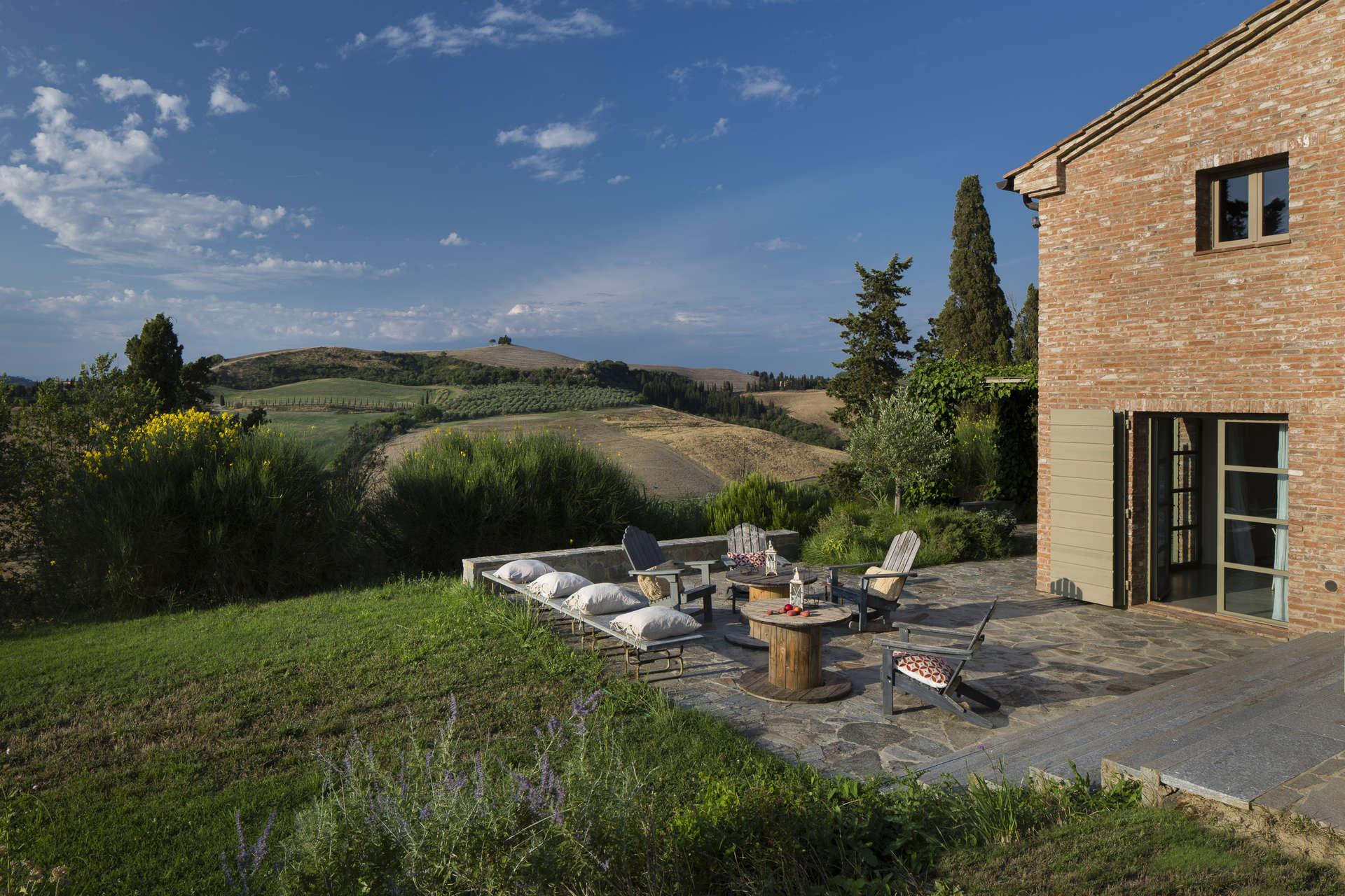 Luxury vacation rentals europe - Italy - Tuscany - Castelfalfi - Villa Campera - Image 1/31