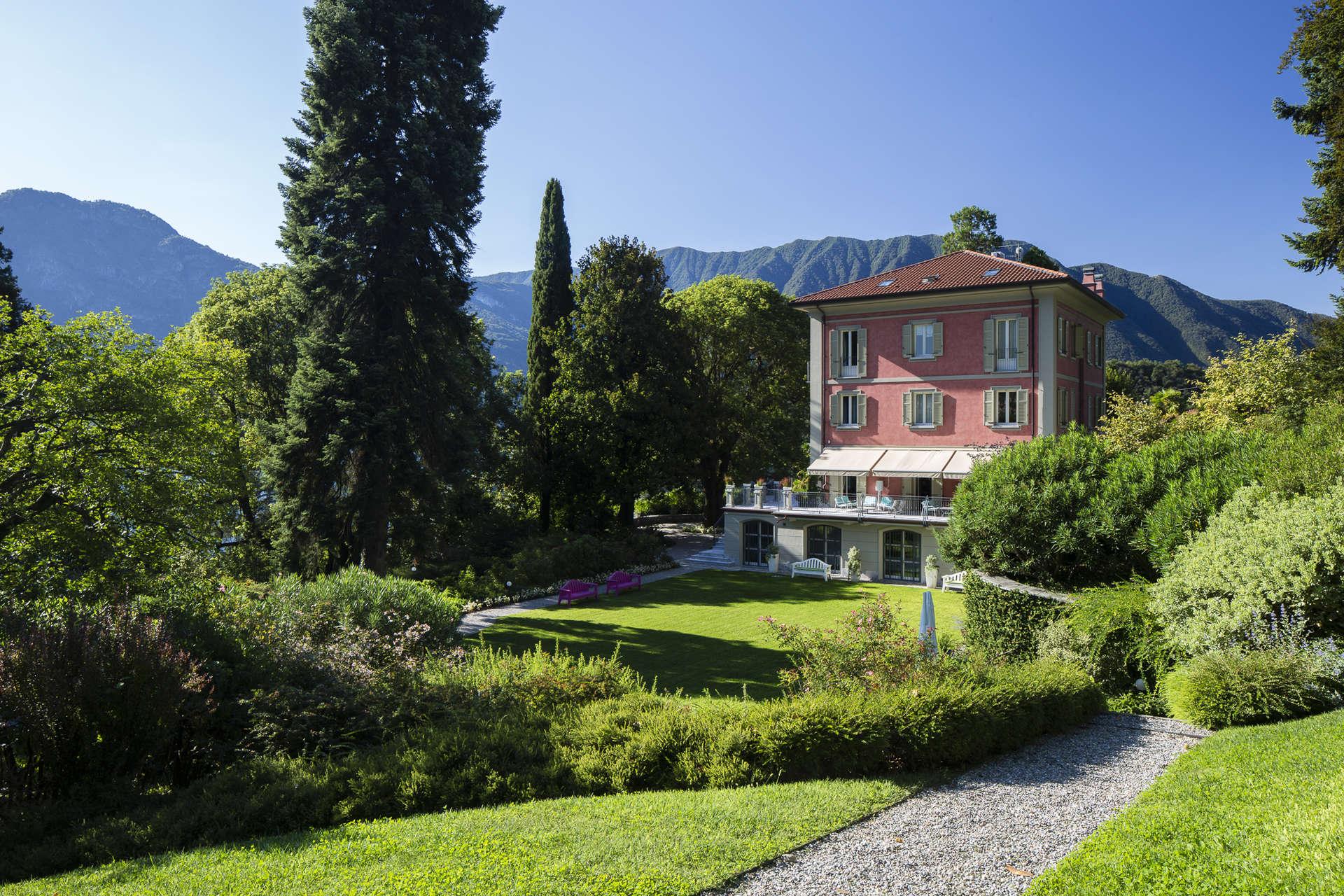 Luxury vacation rentals europe - Italy - Lombardy - Lake como - Villa Porto Felice - Image 1/43