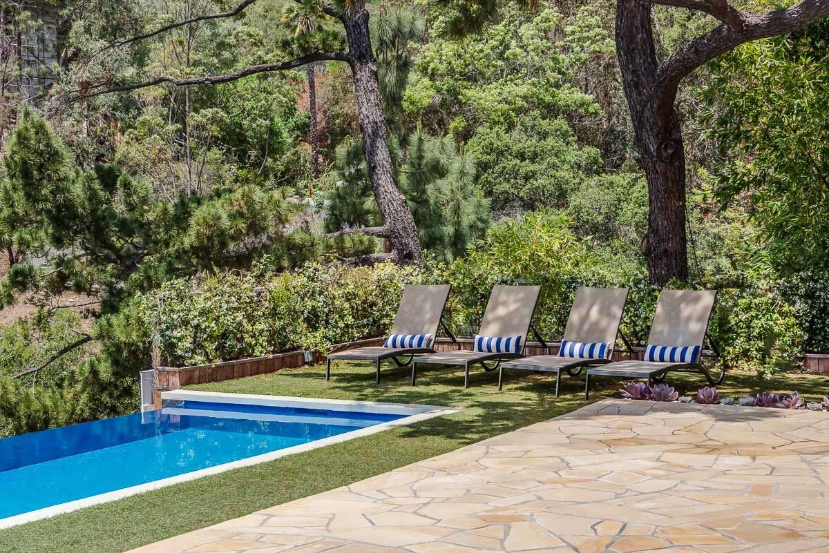 Luxury vacation rentals usa - California - Los angeles california - Beverly hills ca - The Reevesbury Villa - Image 1/12