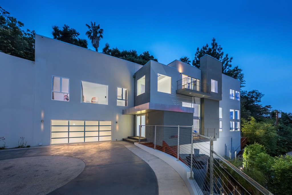 Luxury vacation rentals usa - California - Los angeles california - Hollywood hills ca - Panoramic Retreat - Image 1/38