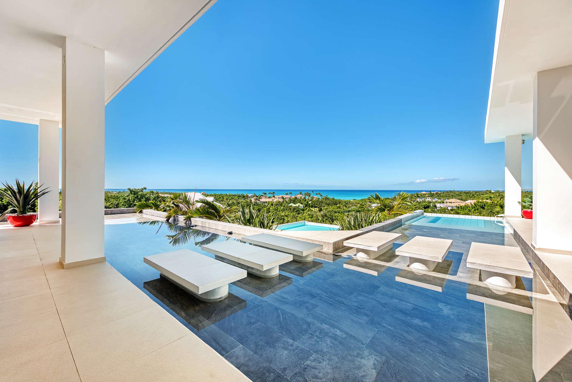 Luxury villa rentals caribbean - St martin - Saint martin french - Les terres basses - Grand Bleu - Image 1/27