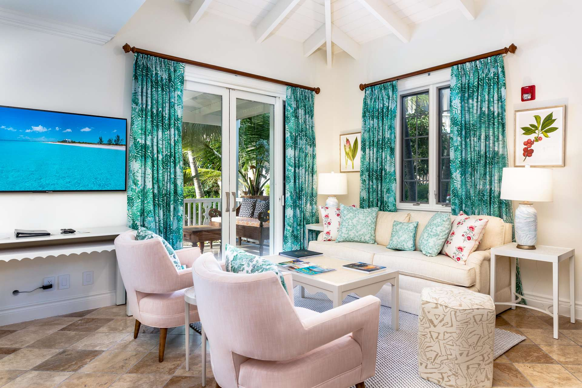 Luxury villa rentals caribbean - Turks and caicos - Providenciales - Point graceresort - Pool View Cottage | 1 Bedroom - Image 1/6
