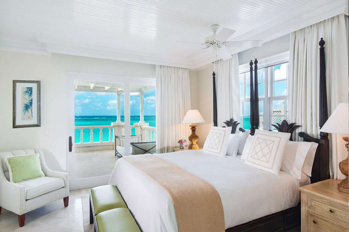Luxury villa rentals caribbean - Turks and caicos - Providenciales - The palms turks and caicos - 3 BM Ocean View Penthouse - Image 1/9