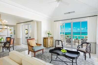 3 BM Oceanfront Penthouse