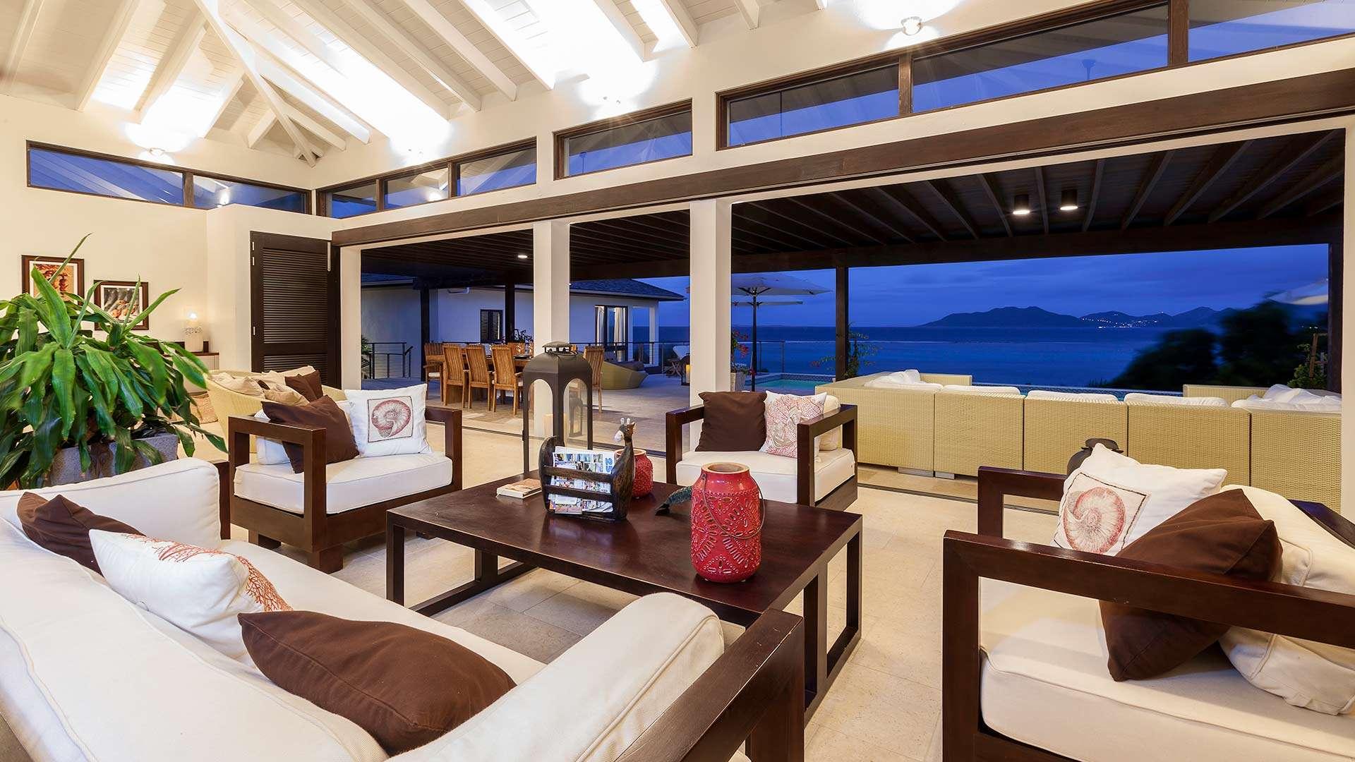 Luxury villa rentals caribbean - Anguilla - Little harbour anguilla - No location 4 - Kamique Estate | Odyssey - Image 1/12
