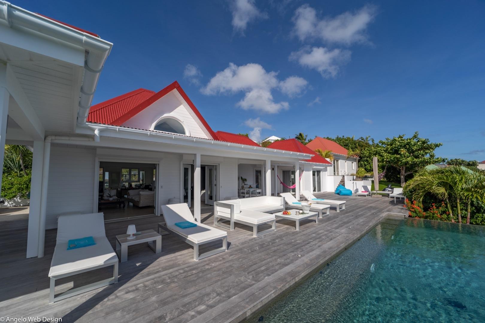 Luxury villa rentals caribbean - St barthelemy - Grand cul de sac - No location 4 - Minou - Image 1/38