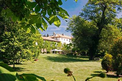 Chateau de Villeneuve