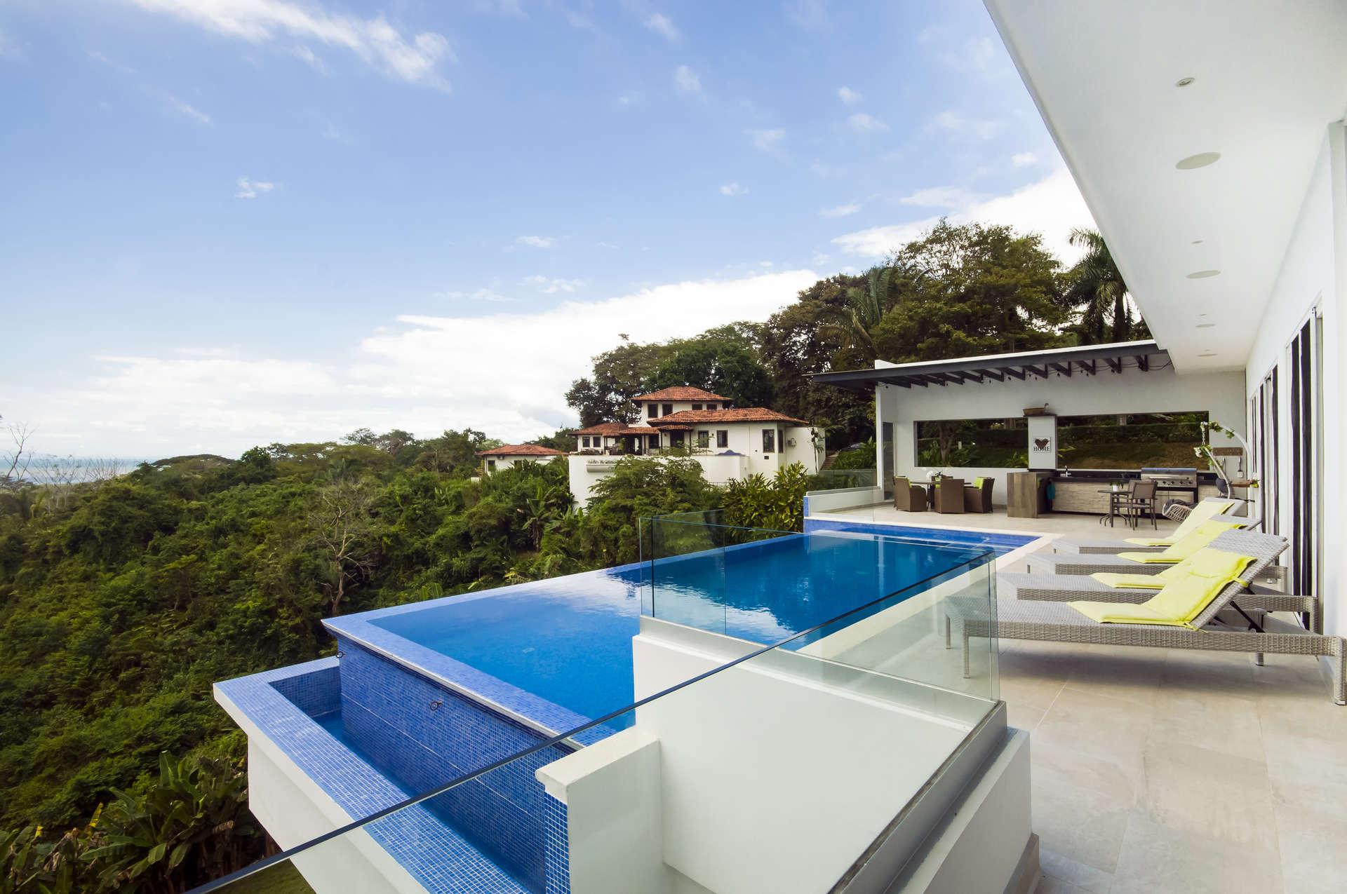 Central america villa rentals - Costa rica - Puntarenas - Tarcoles - Villa Royale - Image 1/64
