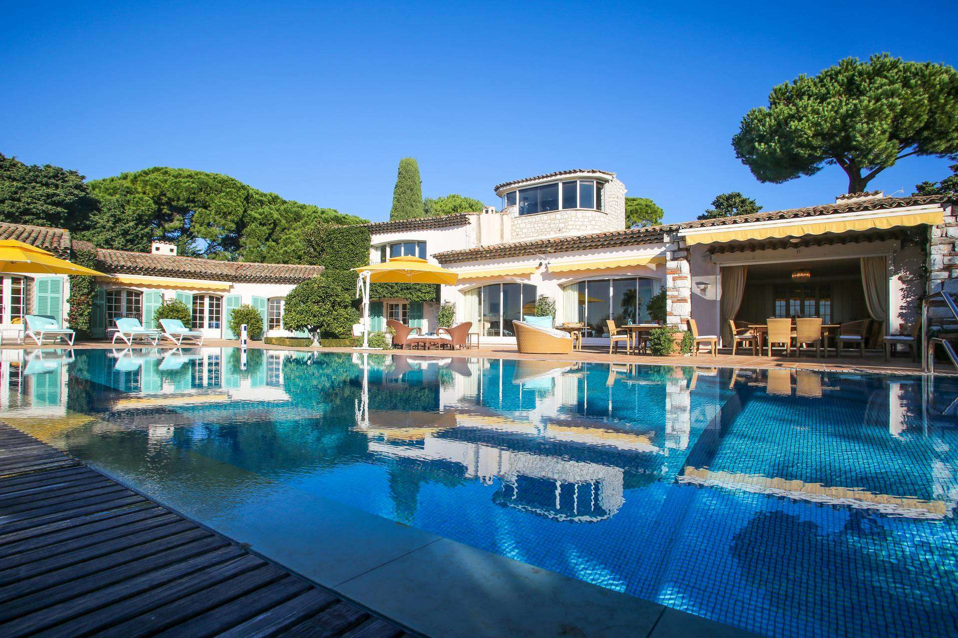 Luxury vacation rentals europe - France - Frenchriviera - Antibes - Villa Artemis - Image 1/24