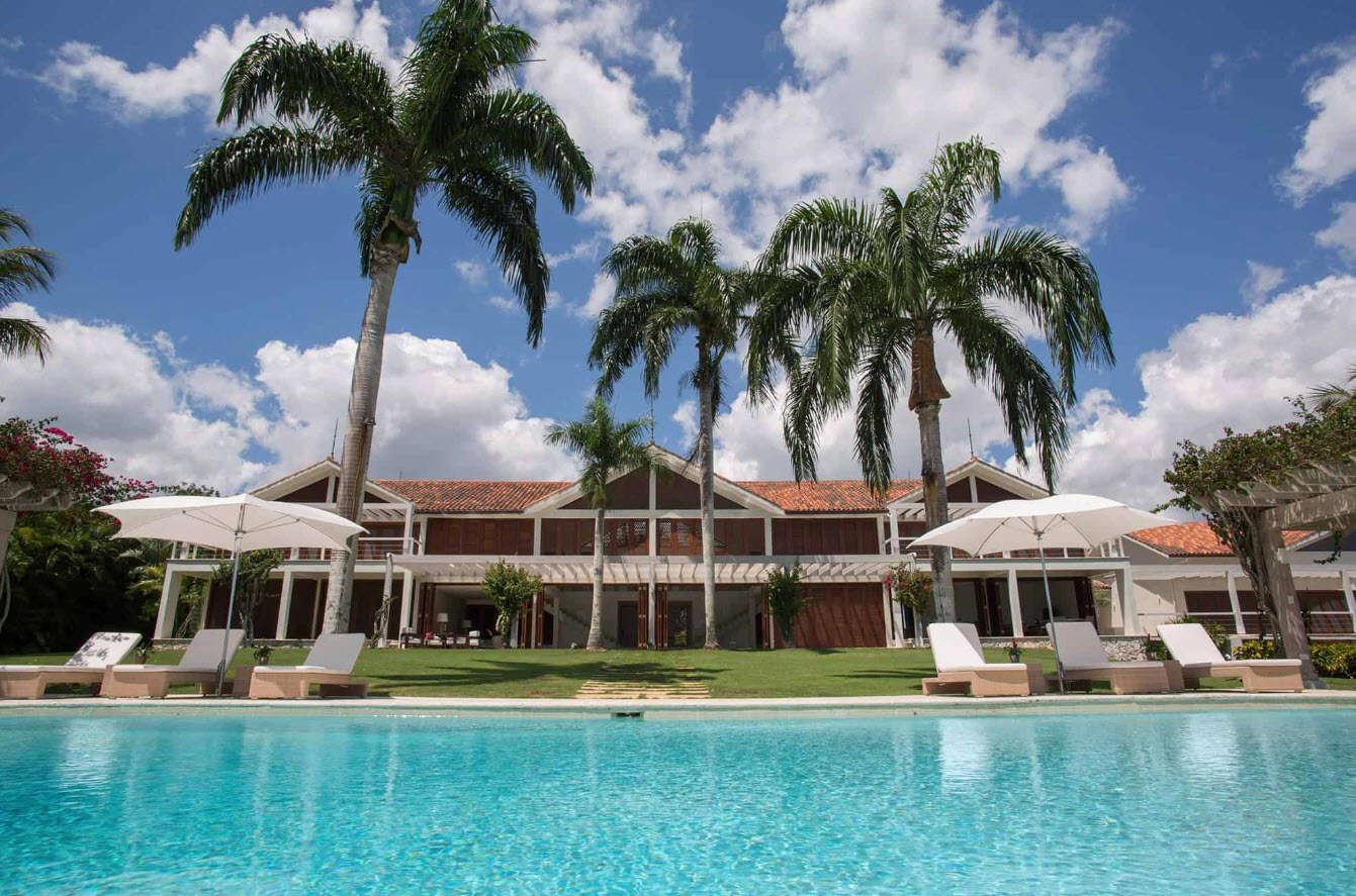 Luxury villa rentals caribbean - Dominican republic - Casa decampo - No location 4 - Barranca Este 66 - Image 1/32