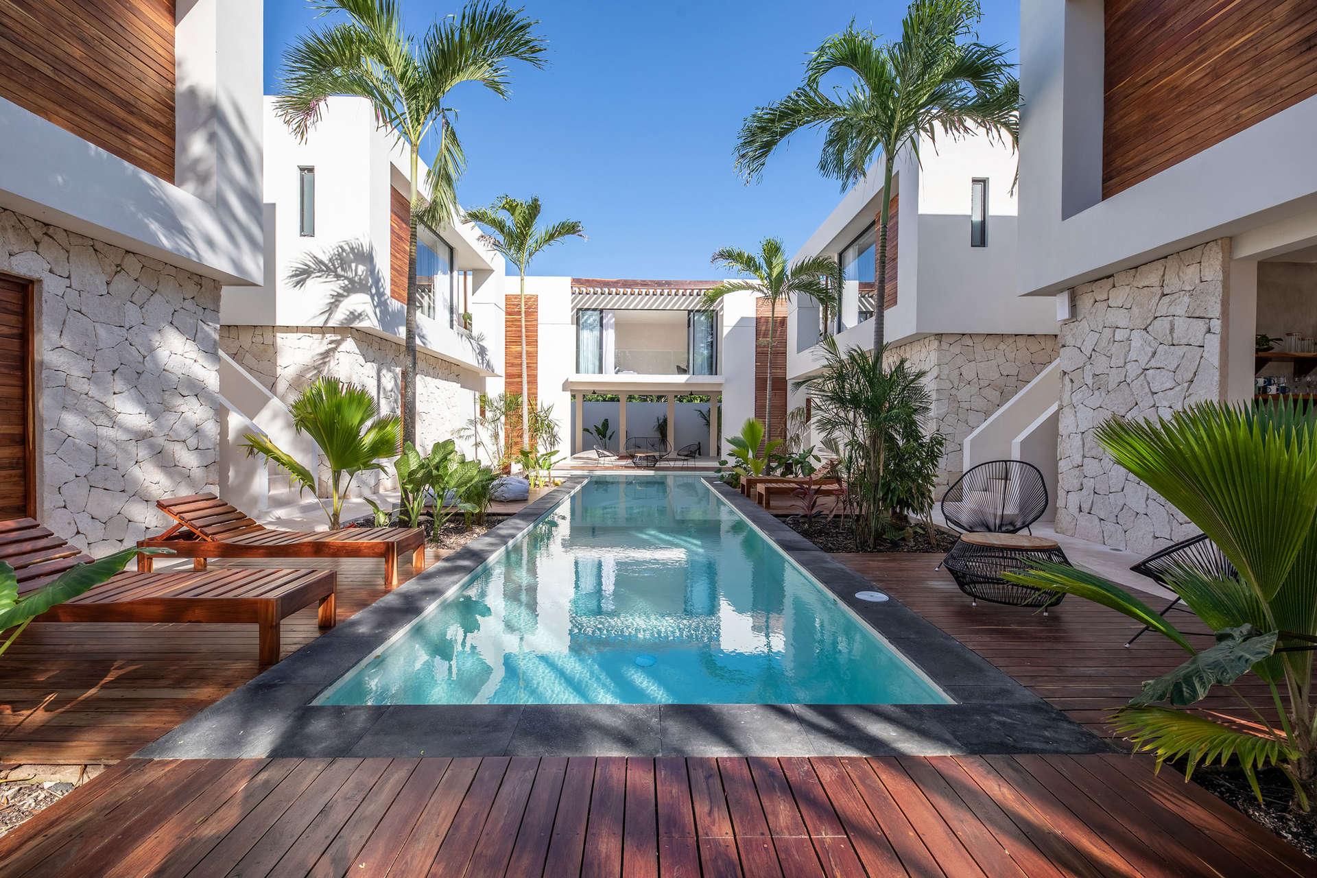 Luxury vacation rentals mexico - Riviera maya - Tulum - No location 4 - Hacienda 21 - Image 1/28