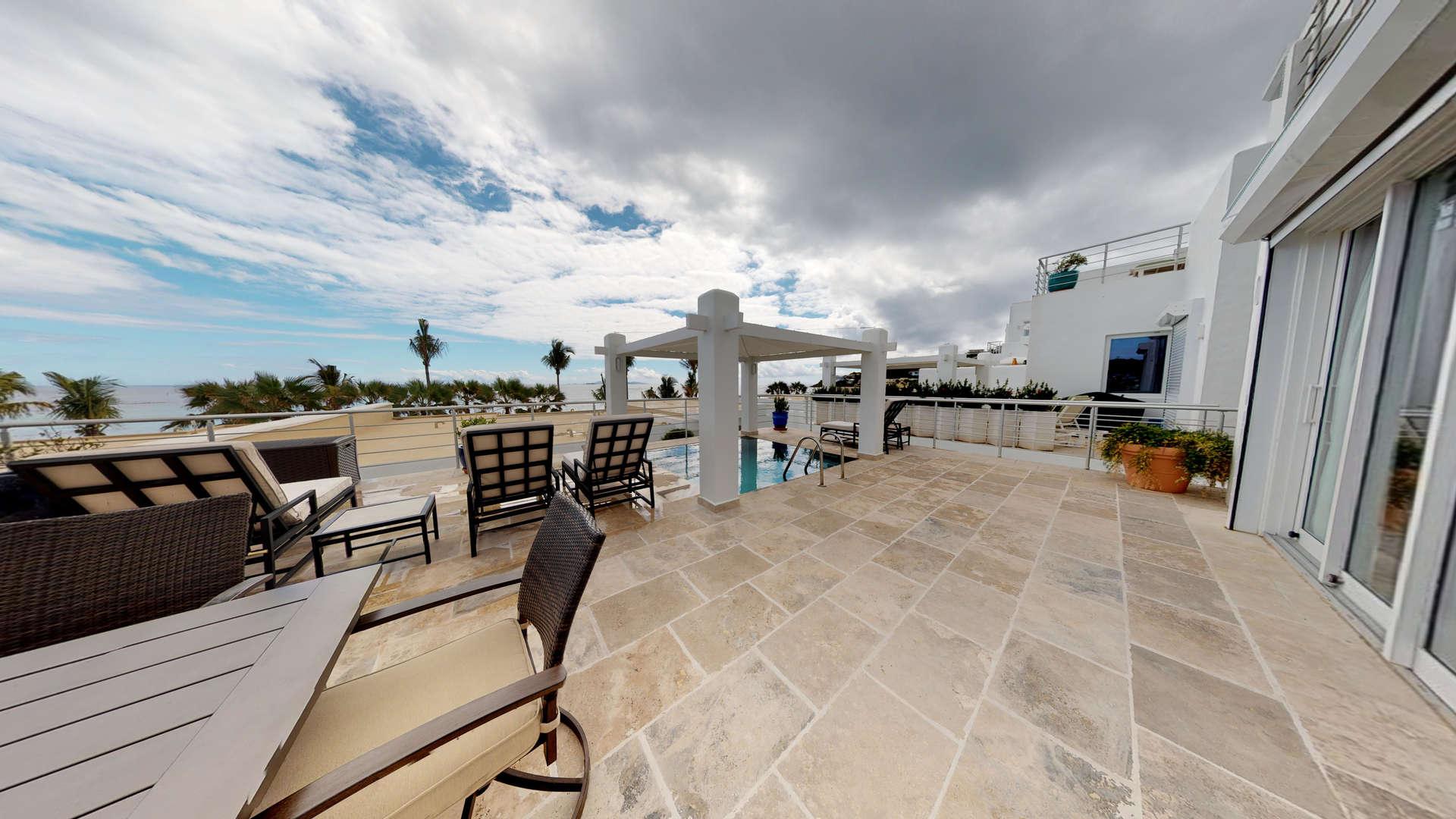 Luxury villa rentals caribbean - St martin - Sint maarten - Coral beach club - Toscana - Image 1/17