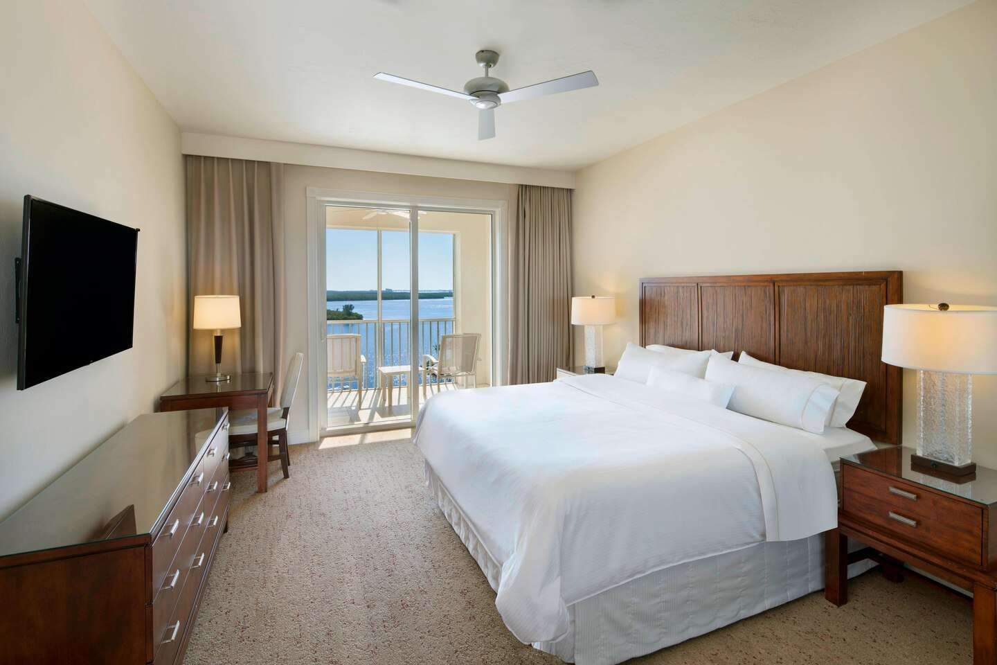 Luxury vacation rentals usa - Florida - Cape coral - The westin cape coral - Deluxe King - Image 1/17