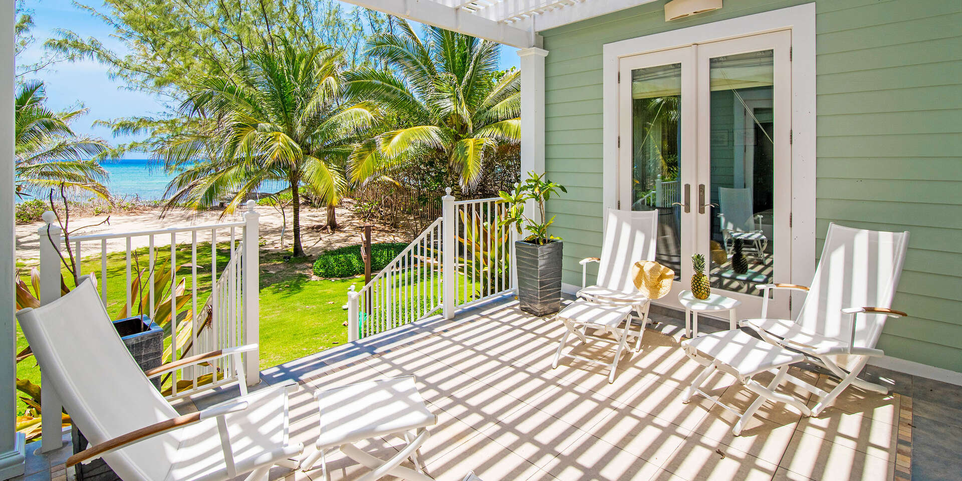Luxury villa rentals caribbean - Cayman islands - Grand cayman - West bay - Avocado Cottage - Image 1/8