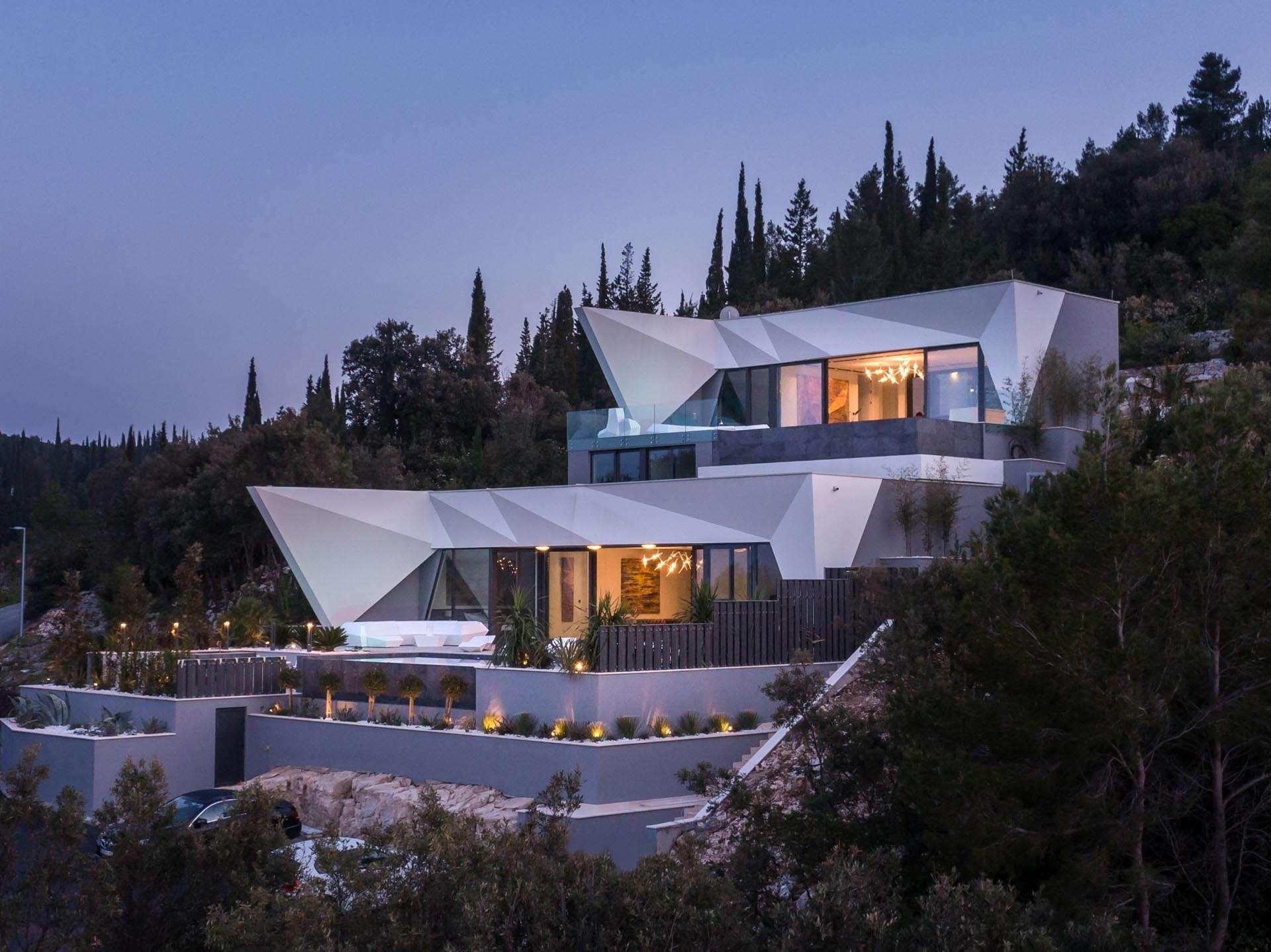 Luxury vacation rentals europe - Croatia - Korcula island - Zrnovo - La Scala - Image 1/21