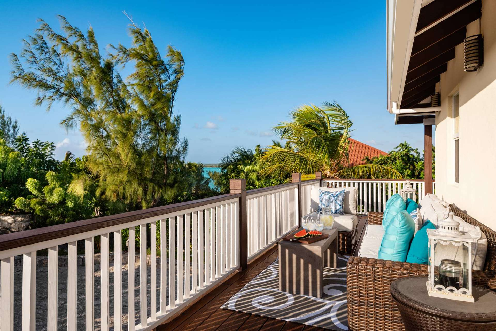 Luxury villa rentals caribbean - Turks and caicos - Providenciales - Chalk sound - Bashert Cottage - Image 1/17