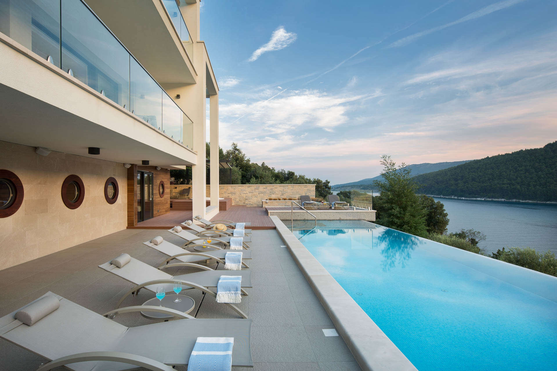 Luxury vacation rentals europe - Croatia - Istria - Labin - Thalia - Image 1/28