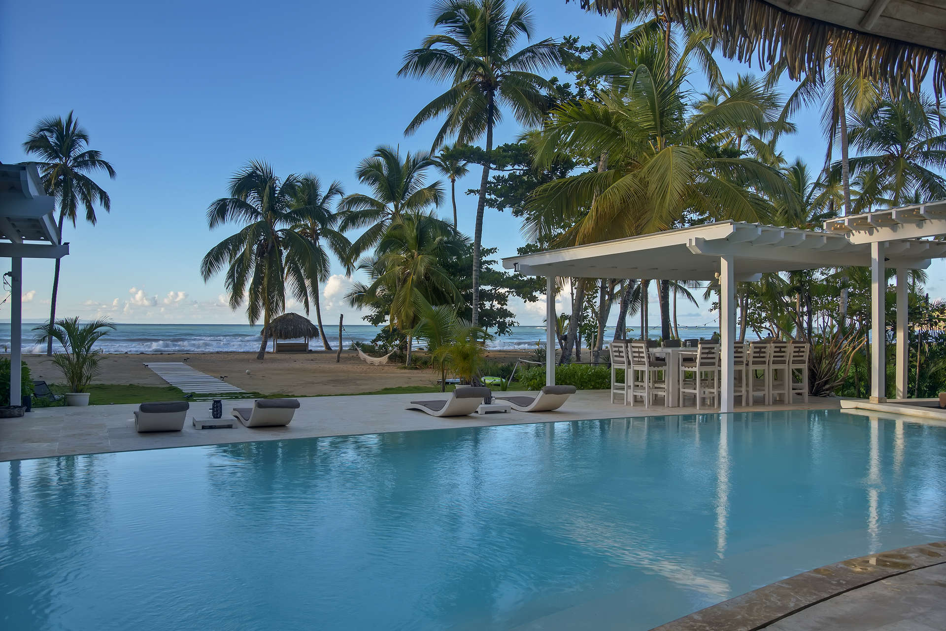 Luxury villa rentals caribbean - Dominican republic - Las terrenas - No location 4 - Ocean Dream - Image 1/44
