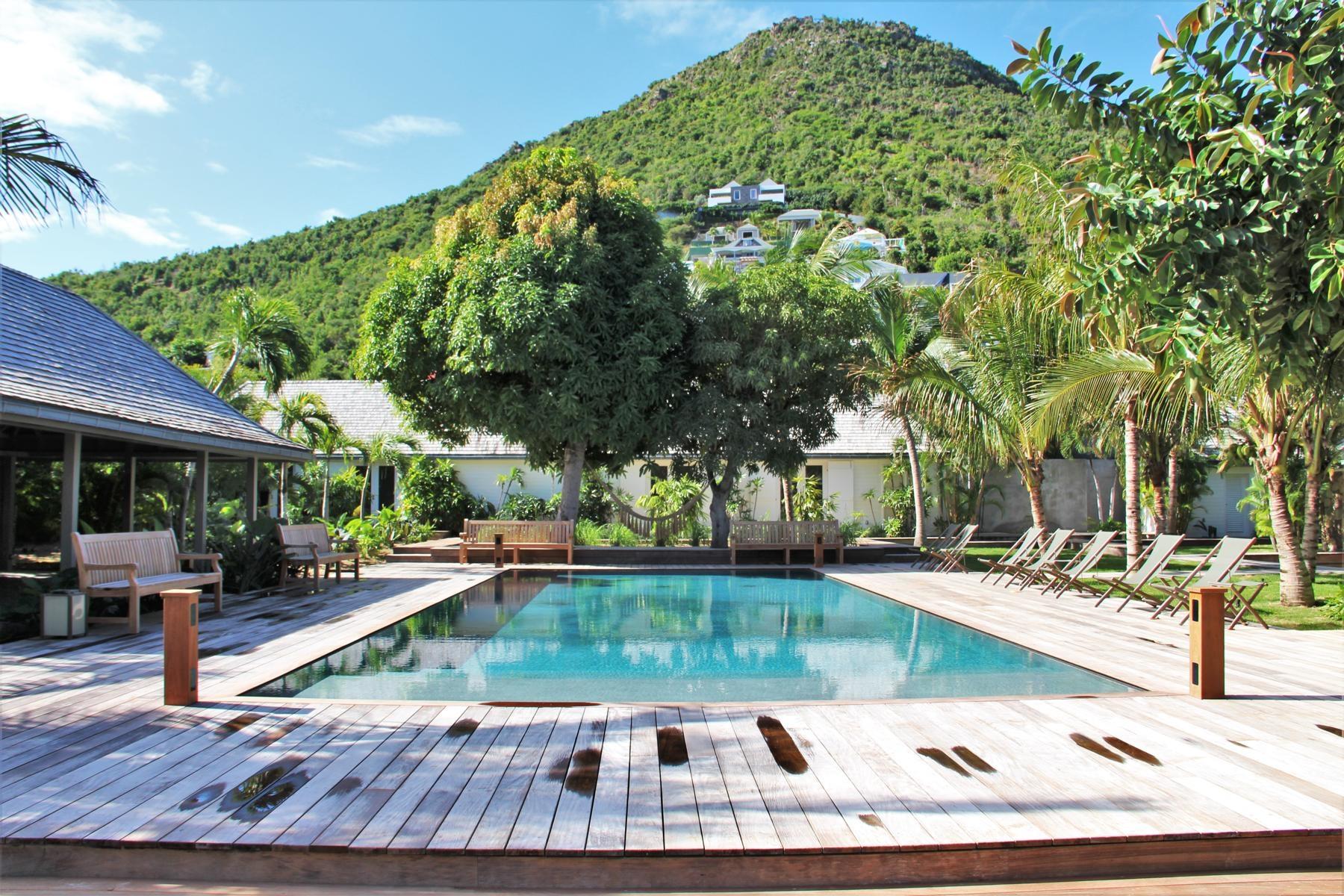 Luxury villa rentals caribbean - St barthelemy - Lorient - No location 4 - le Manoir Voltaire - Image 1/29