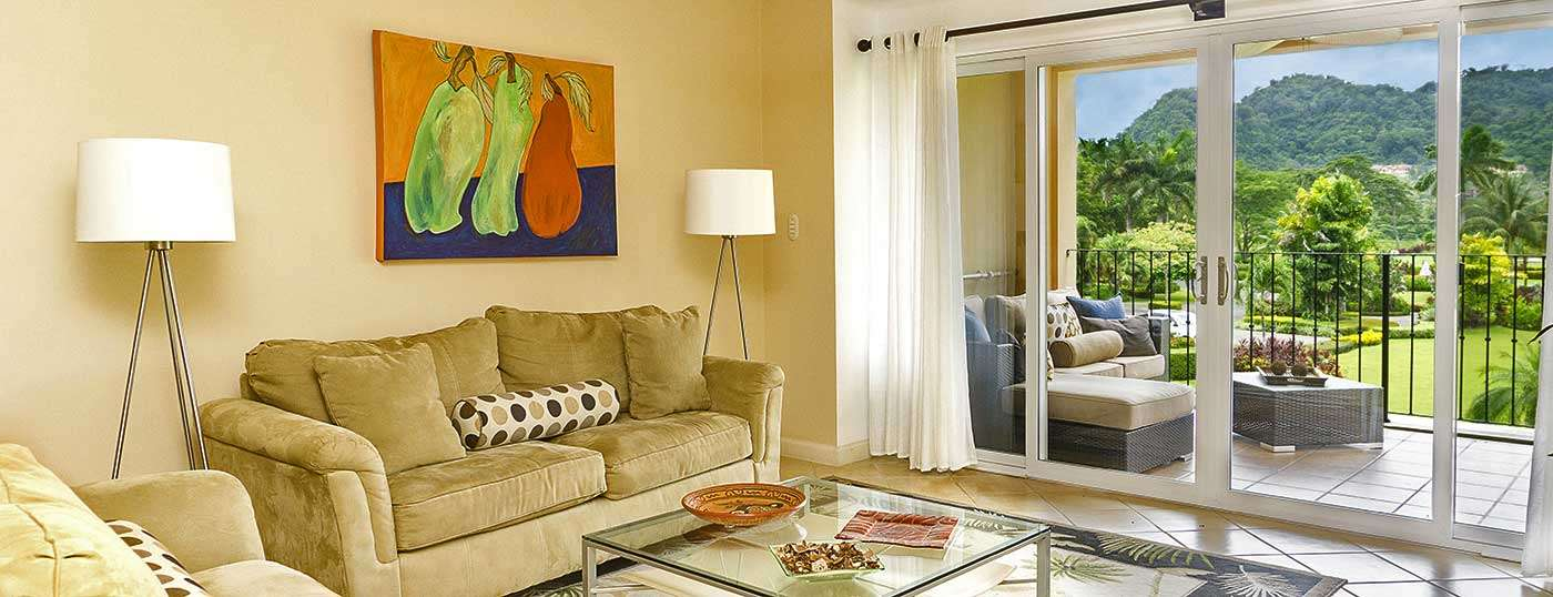 Central america villa rentals - Costa rica - Puntarenas - Los suenosresort - Del Mar 5I - Image 1/18