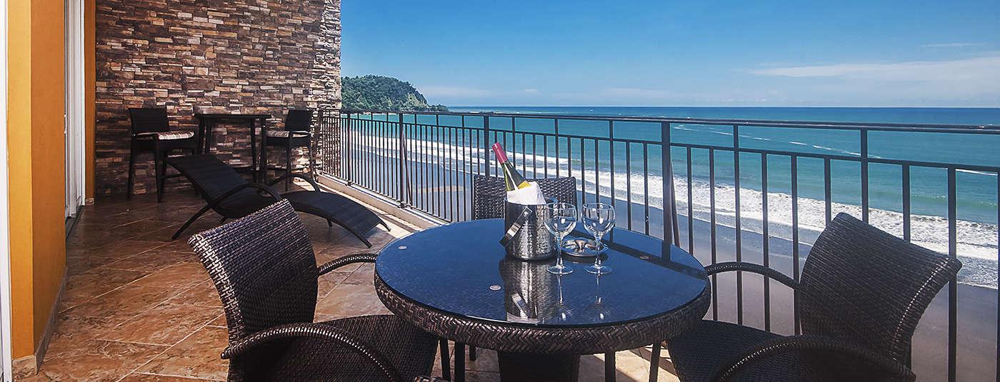 Central america villa rentals - Costa rica - Puntarenas - Jaco - Vista Las Palmas 8C - Image 1/20