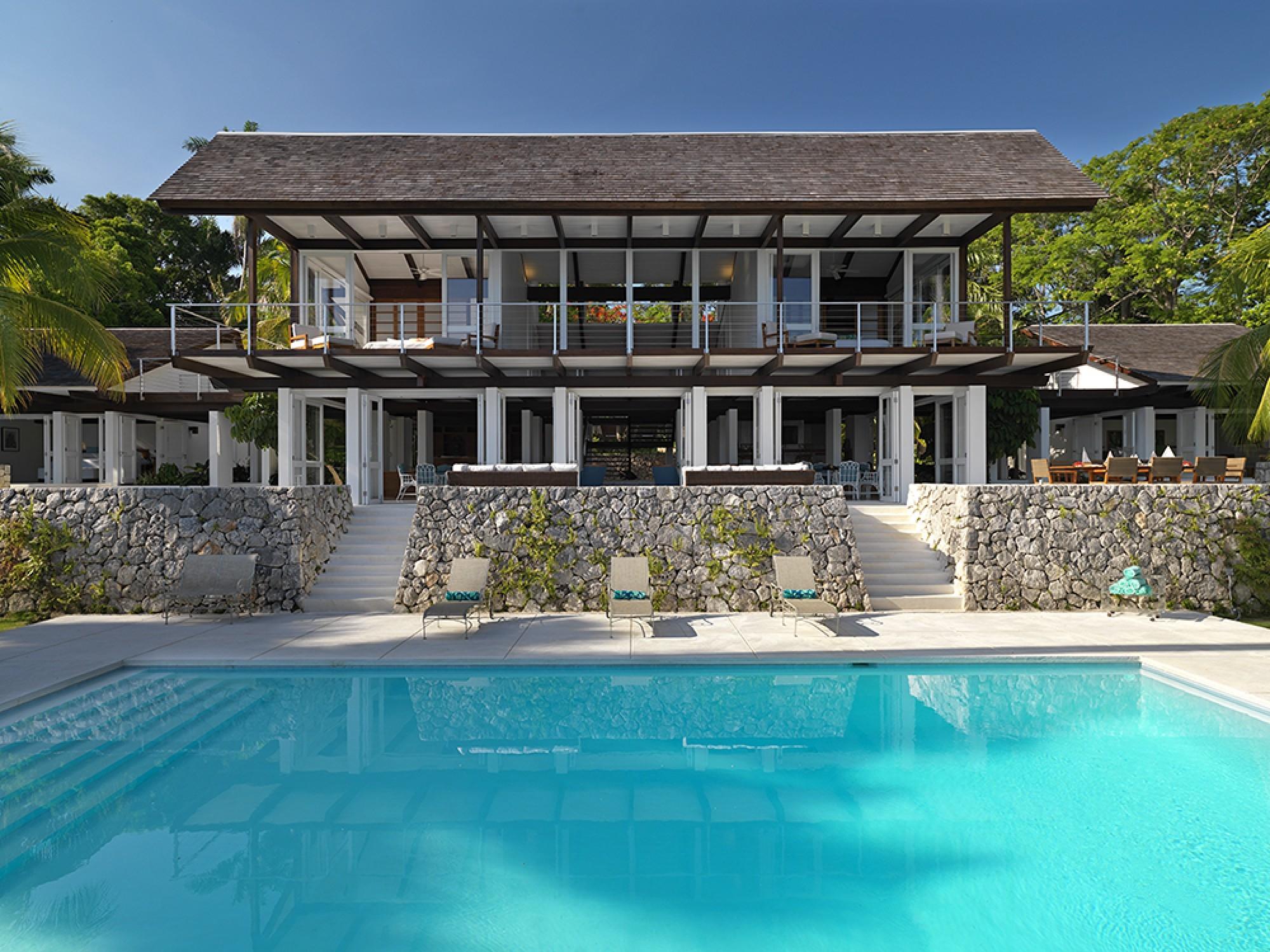 Luxury villa rentals caribbean - Jamaica - Montego bay - No location 4 - Rosa Villa - Image 1/17