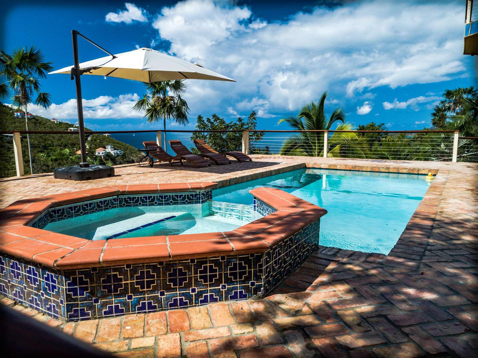 Luxury villa rentals caribbean - Usvi - St thomas - Mahogany run - Mahogany 79 - Image 1/35