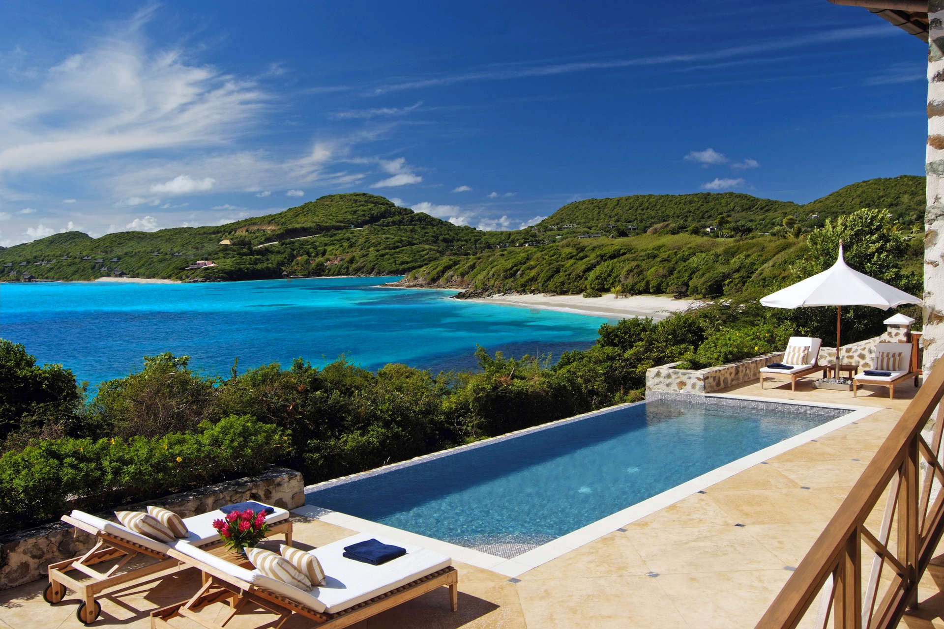 Luxury villa rentals caribbean - St vincent and the grenadines - Canouan - No location 4 - Canouan Beach House - Image 1/13
