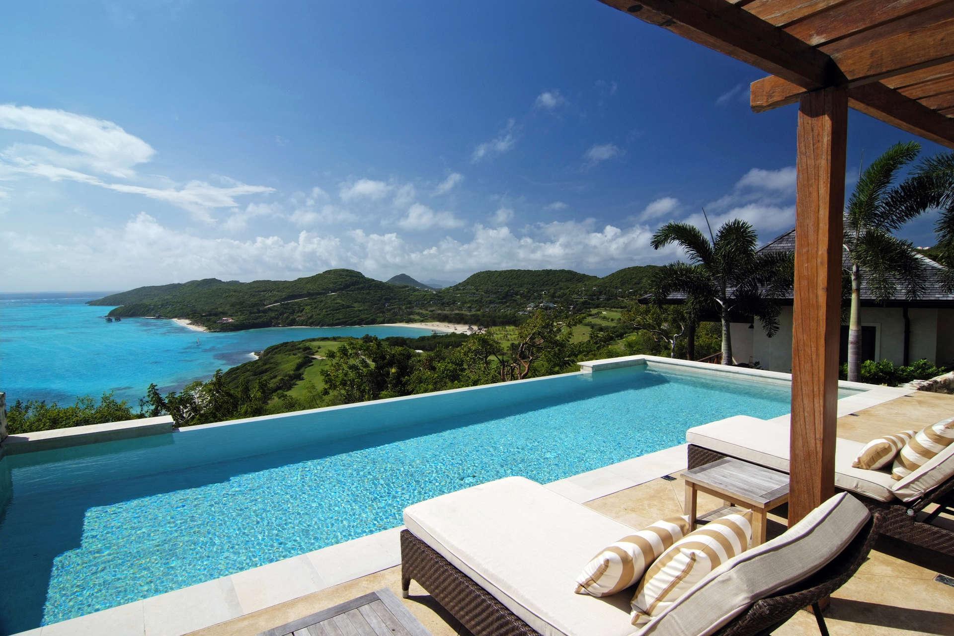 Luxury villa rentals caribbean - St vincent and the grenadines - Canouan - No location 4 - Villabu - Image 1/15