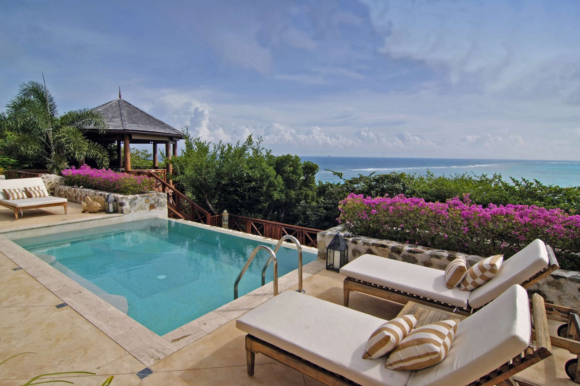 Luxury villa rentals caribbean - St vincent and the grenadines - Canouan - No location 4 - Canoten - Image 1/10