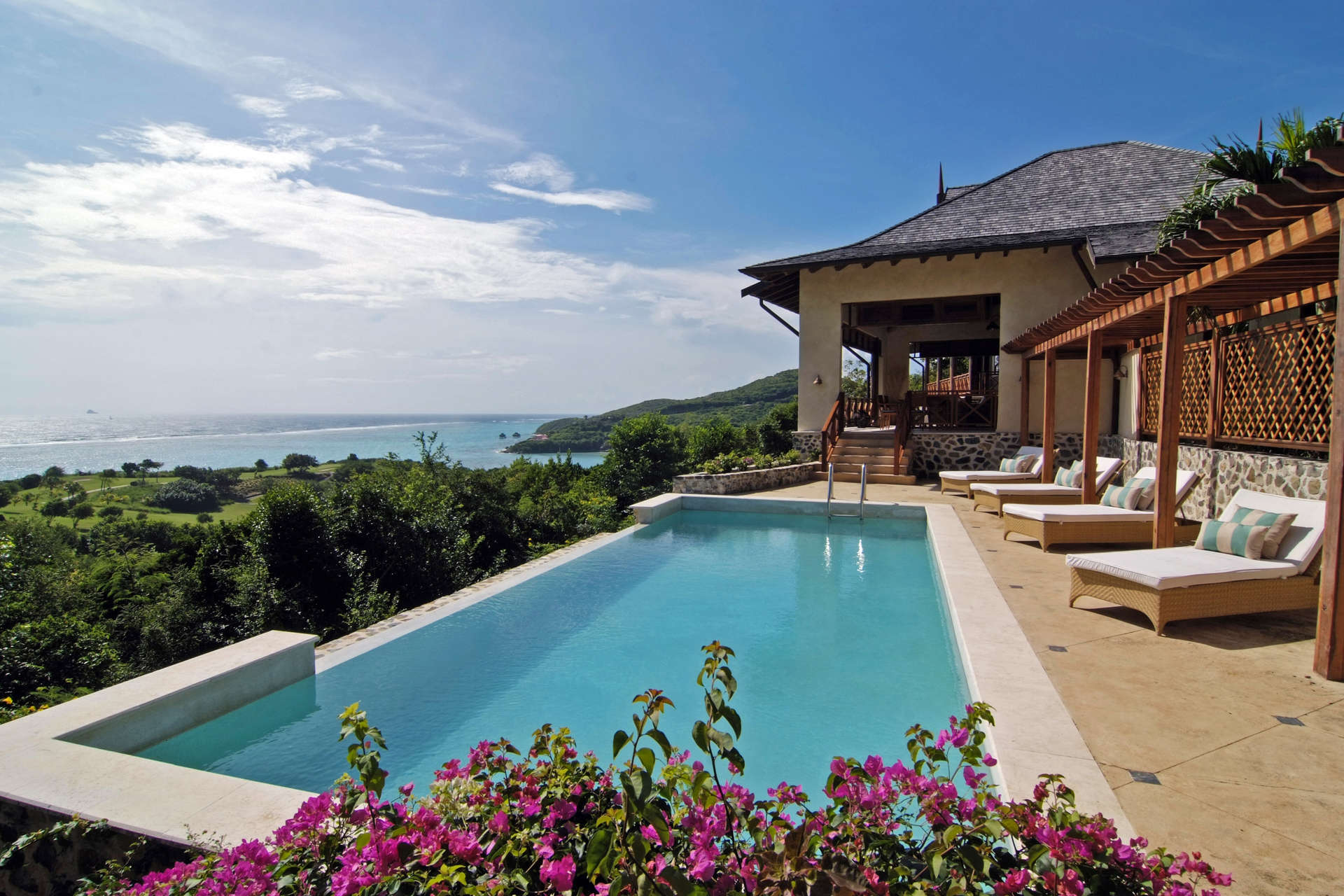 Luxury villa rentals caribbean - St vincent and the grenadines - Canouan - No location 4 - Villamia - Image 1/12
