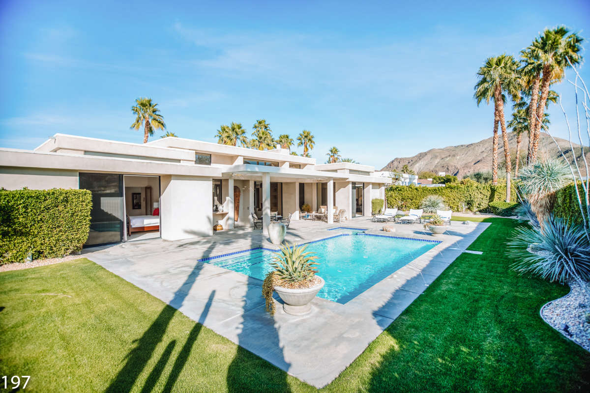 Luxury vacation rentals usa - California - Palm springs - No location 4 - Contemporary Dreams - Image 1/15