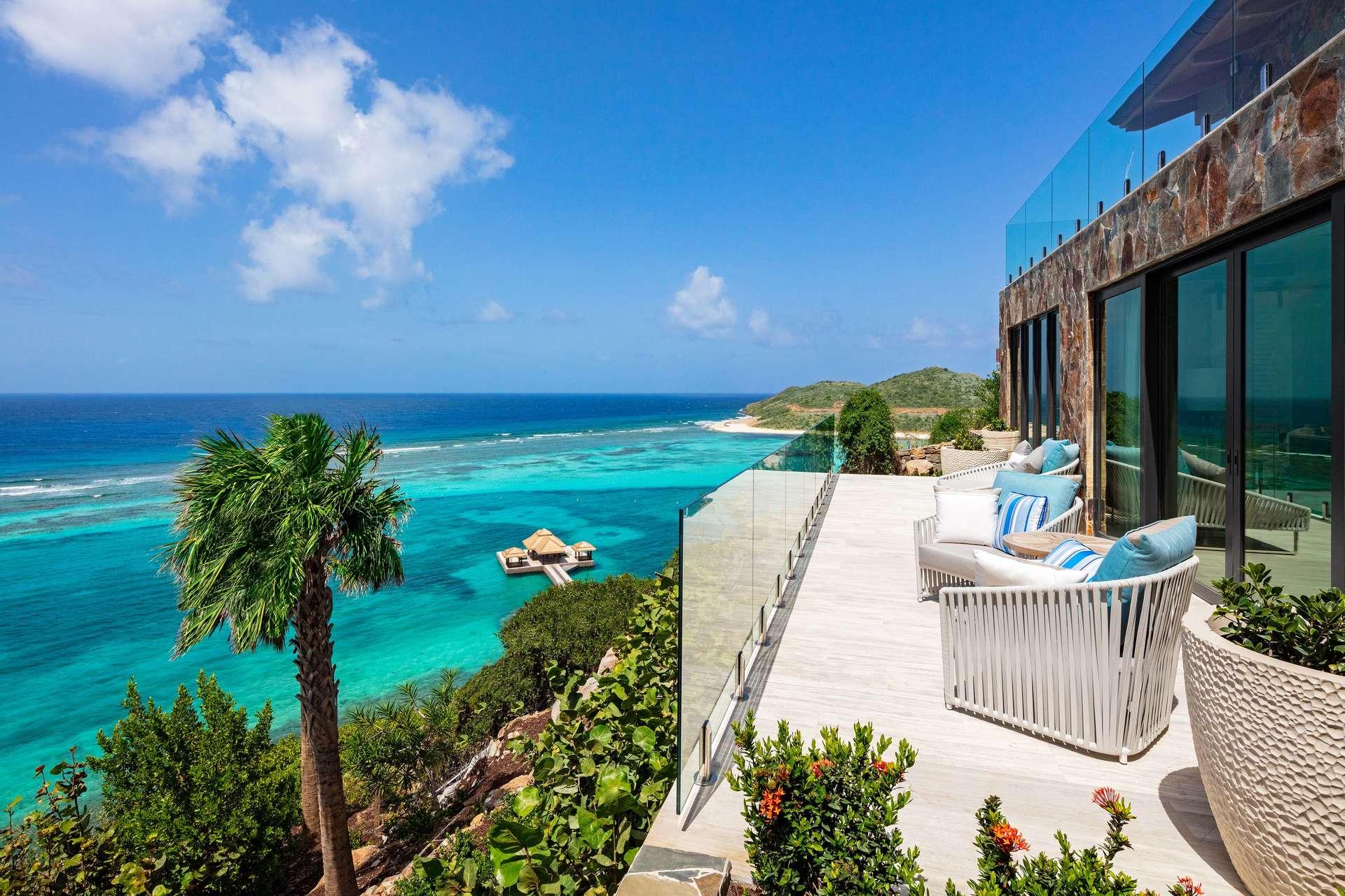 Luxury villa rentals caribbean - British virgin islands - Virgin gorda - Oil nutbay - Maronti - Image 1/15