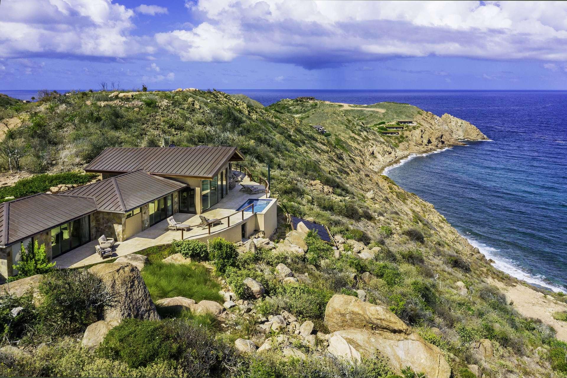 Luxury villa rentals caribbean - British virgin islands - Virgin gorda - Oil nutbay - Villa Agave - Image 1/10