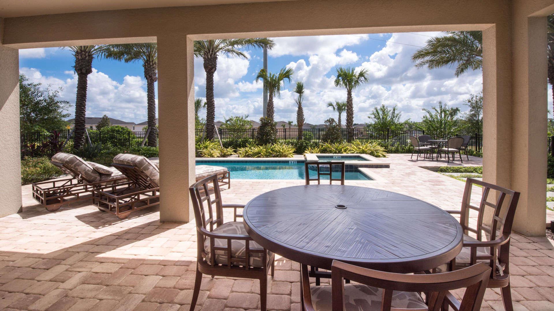 Luxury vacation rentals usa - Florida - Orlando  kissimmee - Encore resortatreunion - 5 BDM Homes - Image 1/18