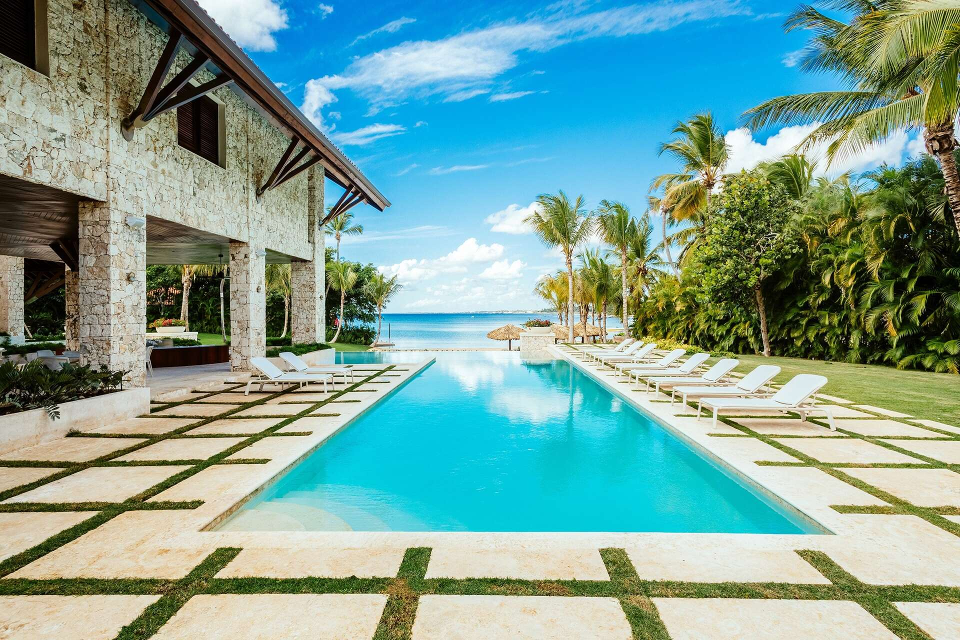 Luxury villa rentals caribbean - Dominican republic - Casa decampo - Punta Minitas 34 - Image 1/35