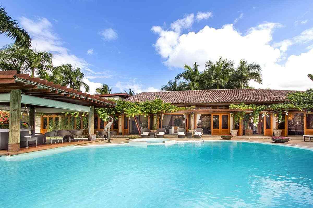 Luxury villa rentals caribbean - Dominican republic - Casa decampo - No location 4 - Batey 23 - Image 1/21