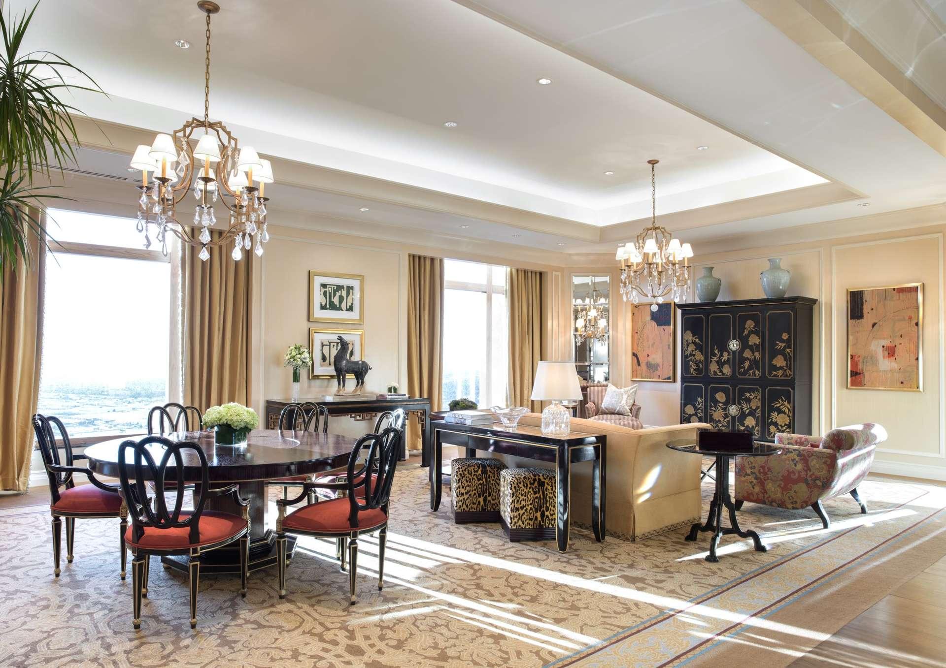 Luxury vacation rentals usa - Nevada - Las vegas - The palazzo - Palazzo Penthouse - Image 1/15