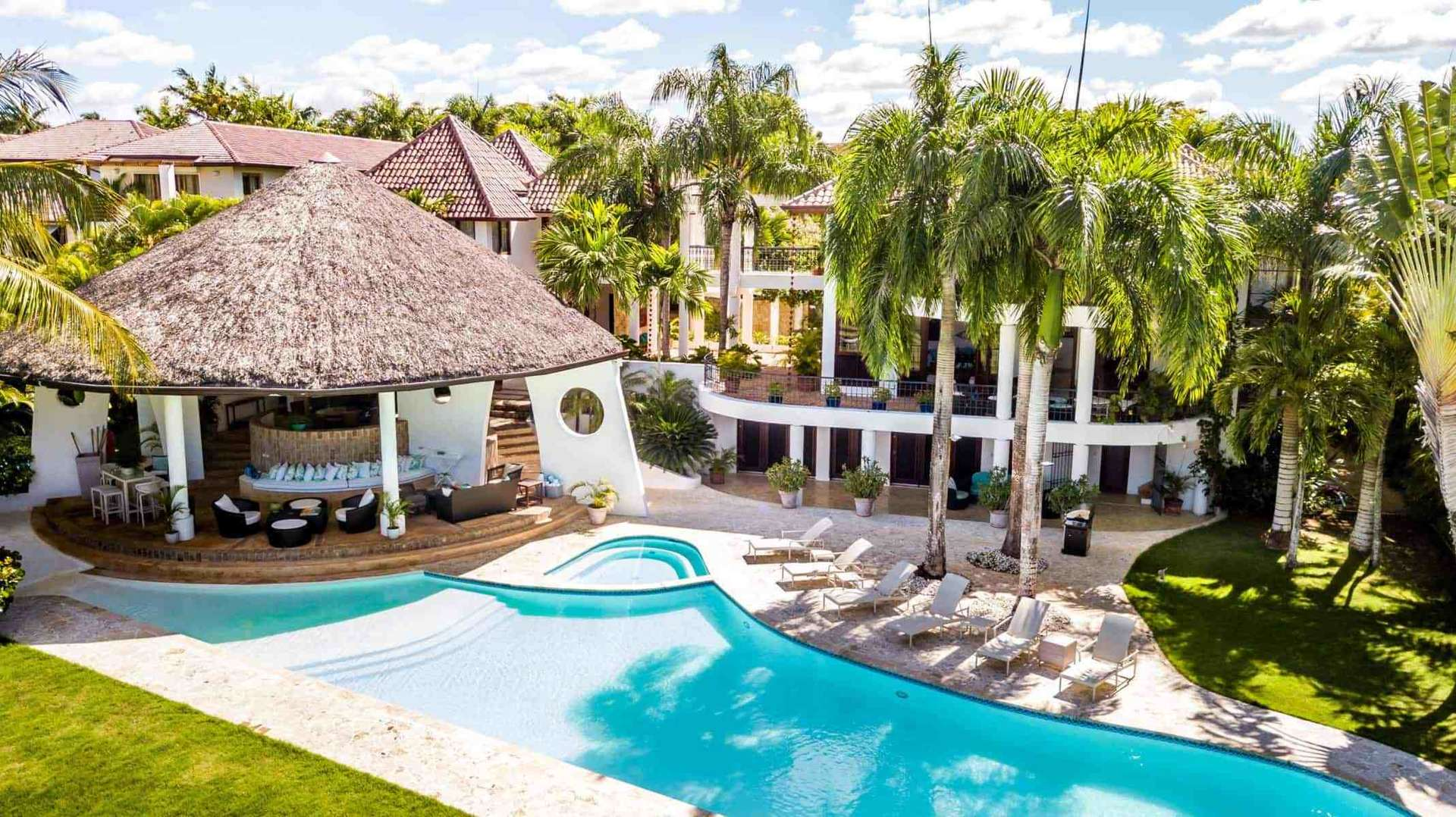 Luxury villa rentals caribbean - Dominican republic - Casa decampo - No location 4 - Las Lomas 5 - Image 1/31