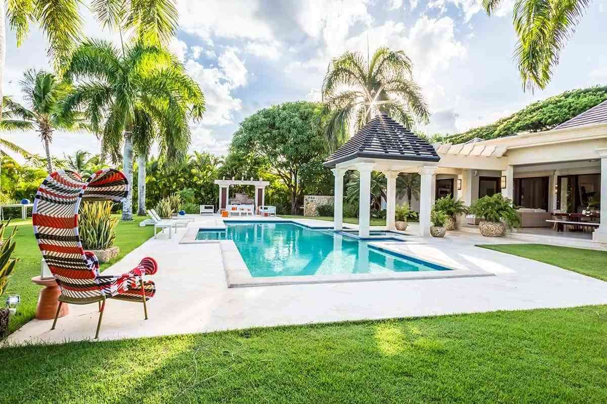 Luxury villa rentals caribbean - Dominican republic - Casa decampo - No location 4 - Los Tamarindos 12 - Image 1/12