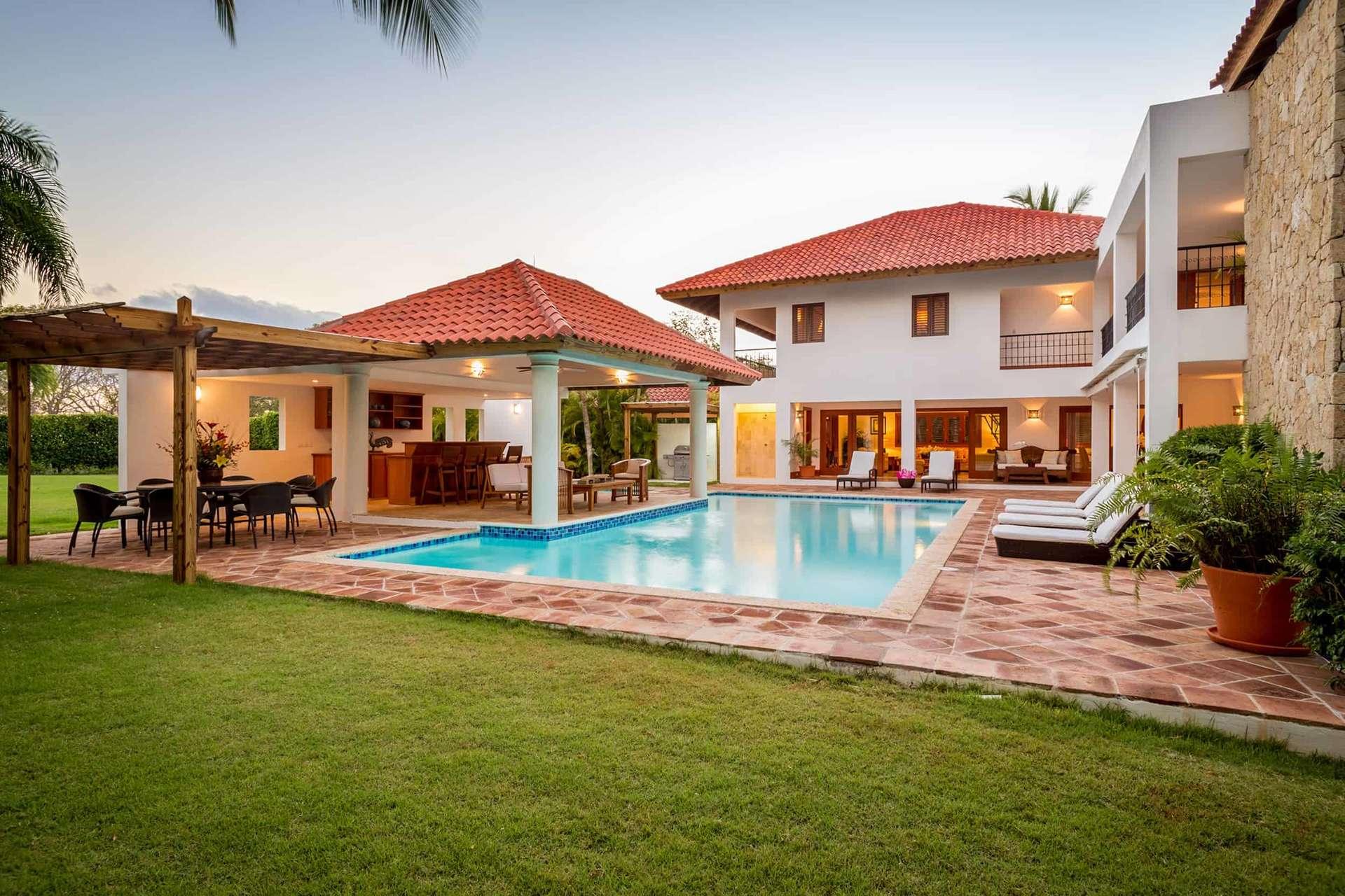 Luxury villa rentals caribbean - Dominican republic - Casa decampo - No location 4 - Barranca 47 - Image 1/23