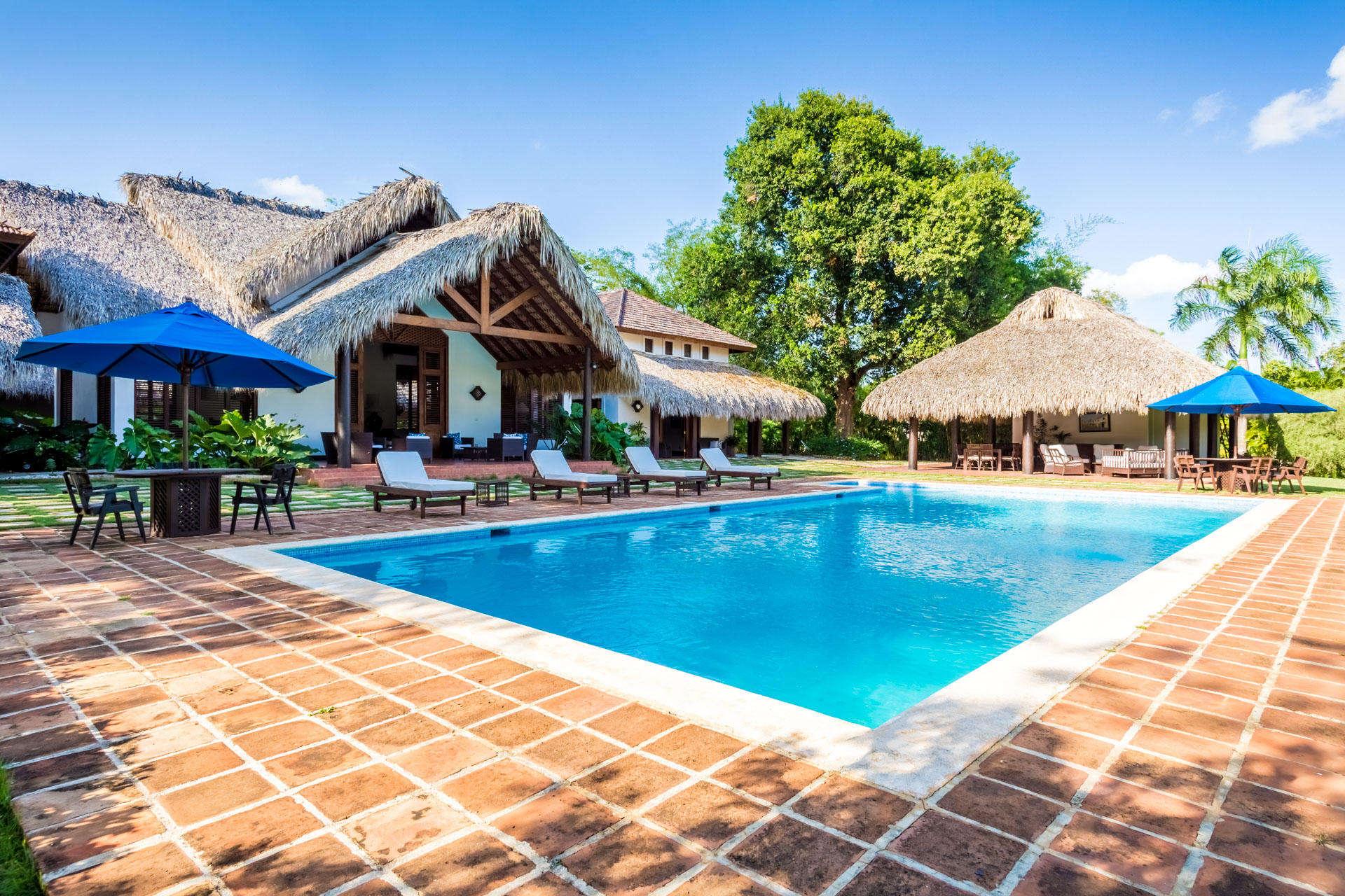 Luxury villa rentals caribbean - Dominican republic - Casa decampo - No location 4 - Punta Aguila 57 - Image 1/14