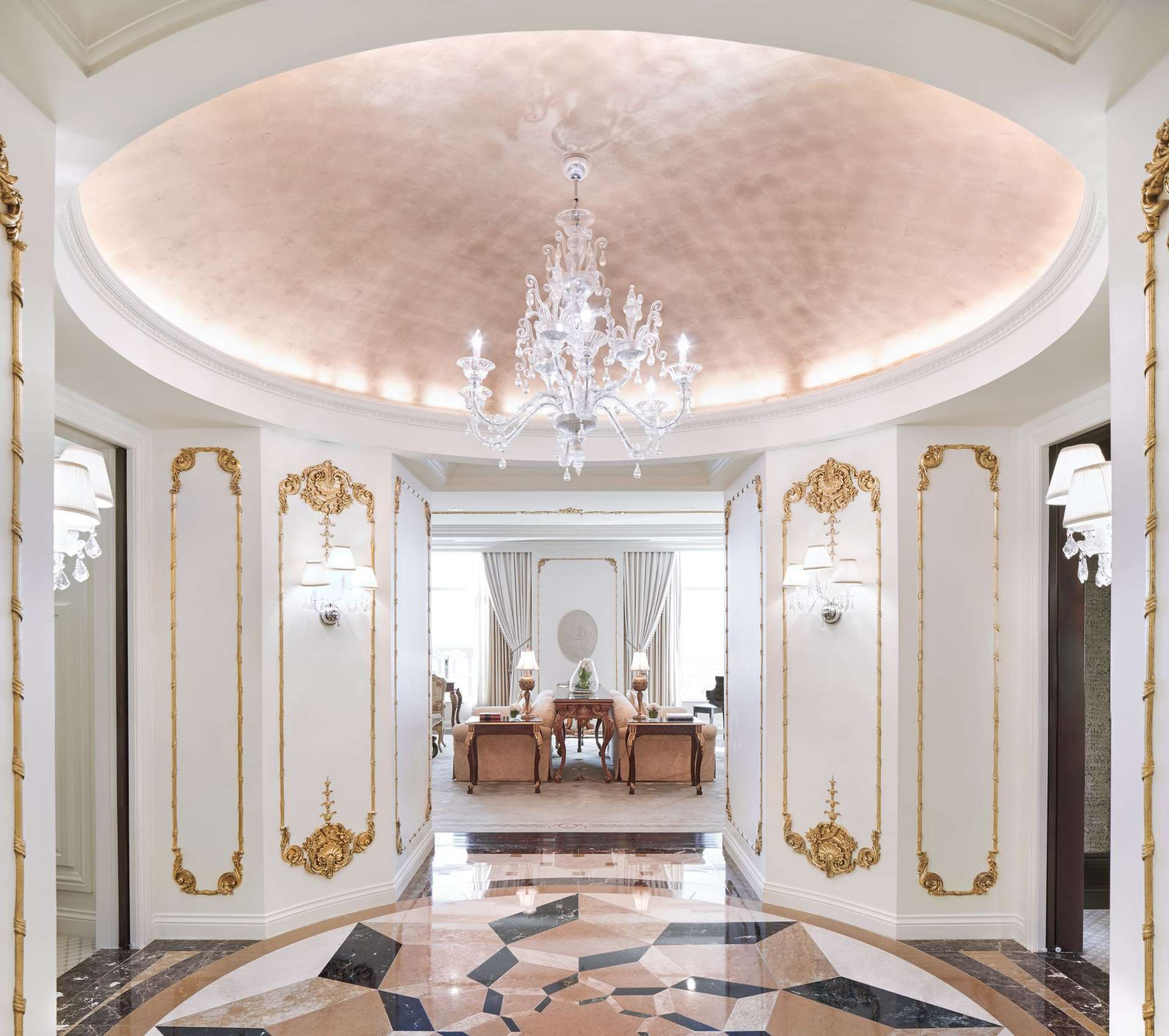 Luxury vacation rentals usa - Nevada - Las vegas - The venetian - Venetian Presidential - Image 1/16