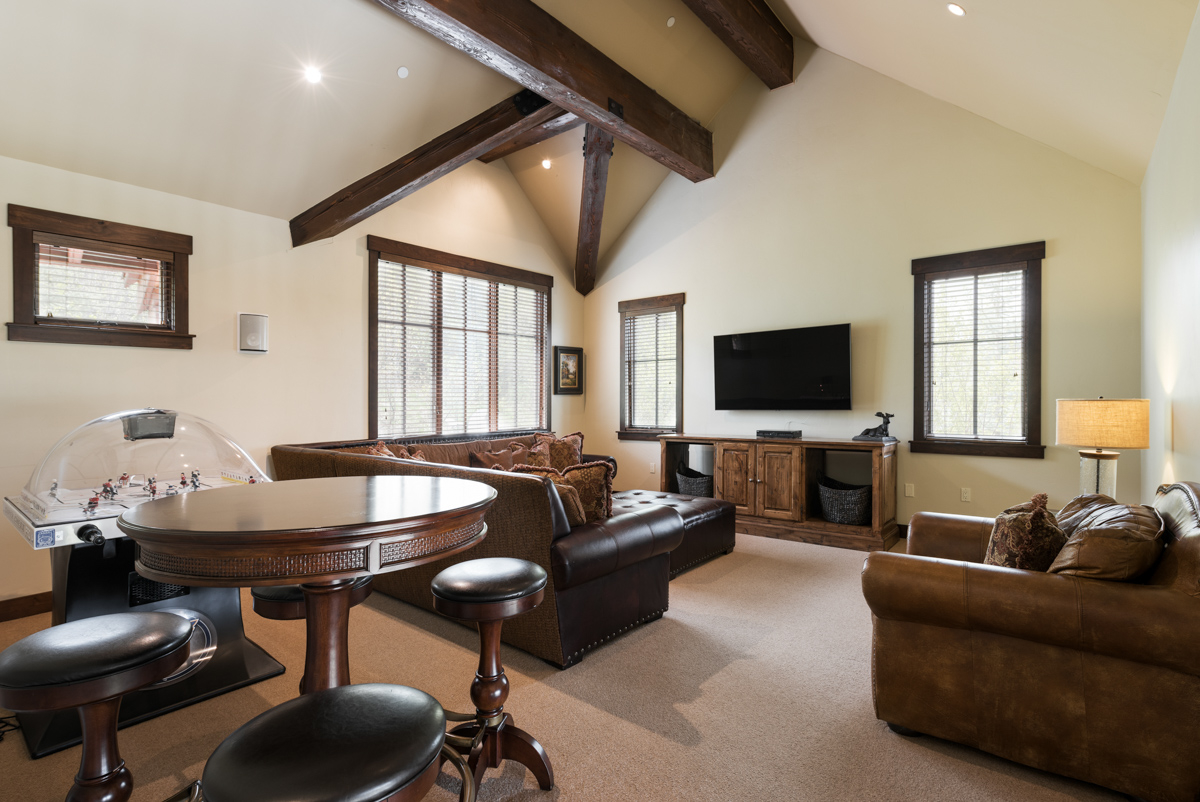 Luxury vacation rentals usa - Utah - Parkcity - Silver star at park city - #44 | 5 BDM with Spa - Image 1/17