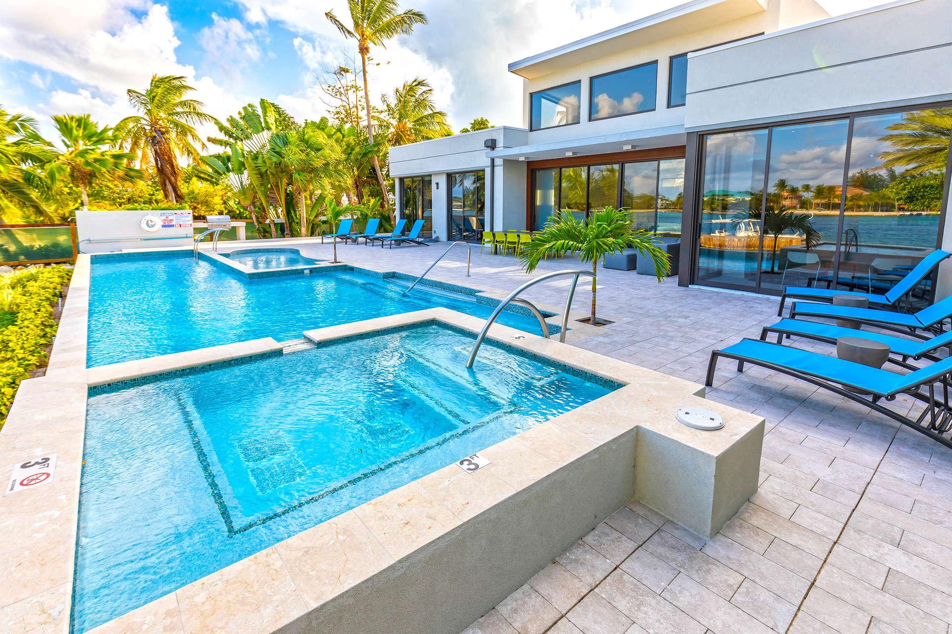 Luxury villa rentals caribbean - Cayman islands - Grand cayman - Cayman kai - White Dahlia - Image 1/25