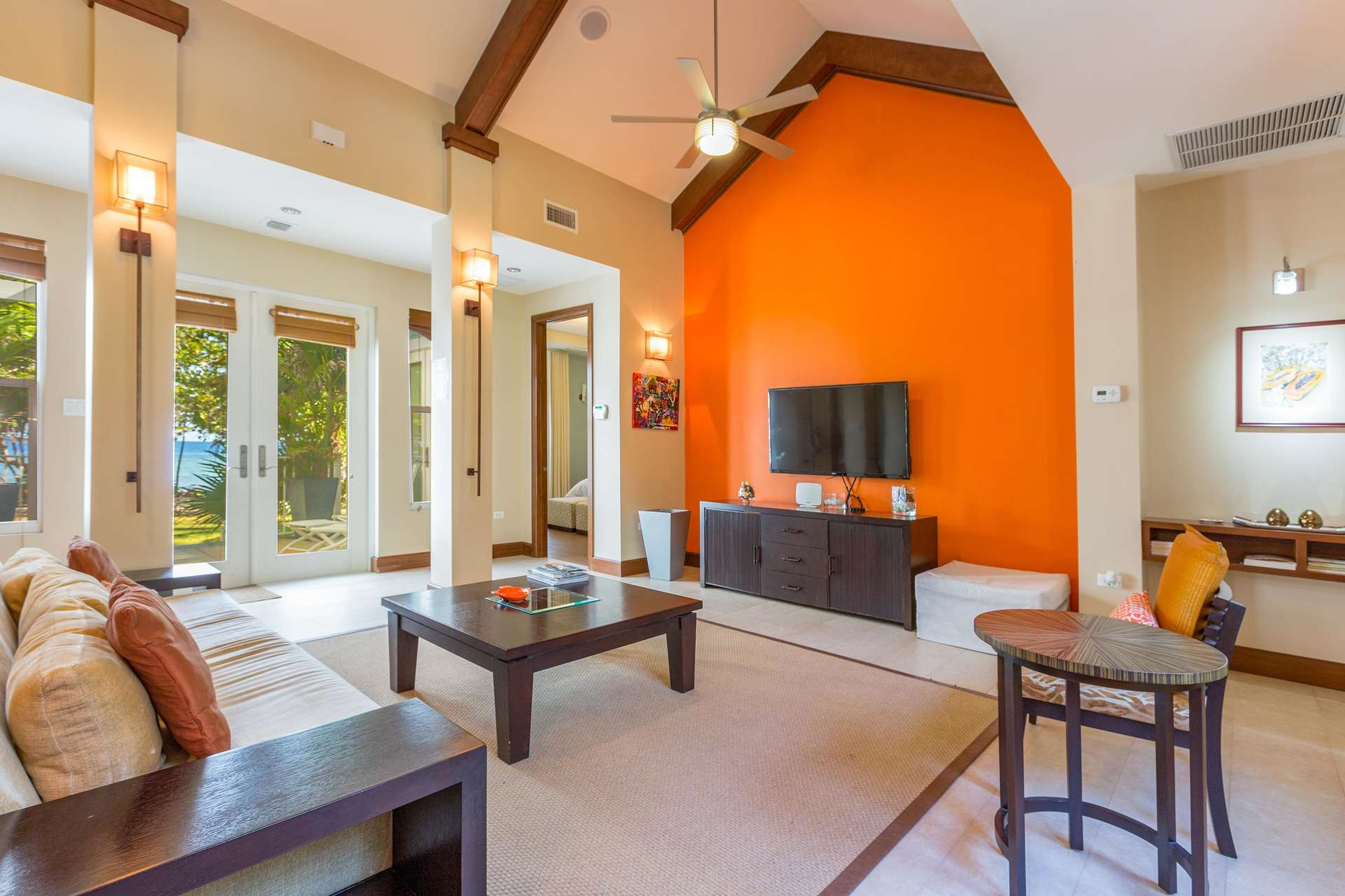 Luxury villa rentals caribbean - Cayman islands - Grand cayman - West bay - Papaya Cottage - Image 1/29