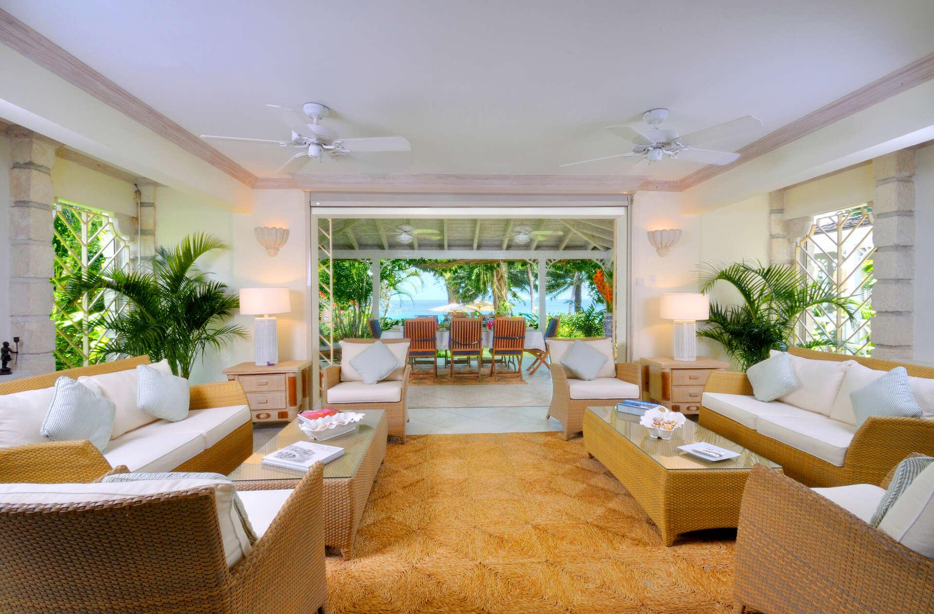 Luxury villa rentals caribbean - Barbados - St james - Derricks - Secret Cove 4 - Image 1/10