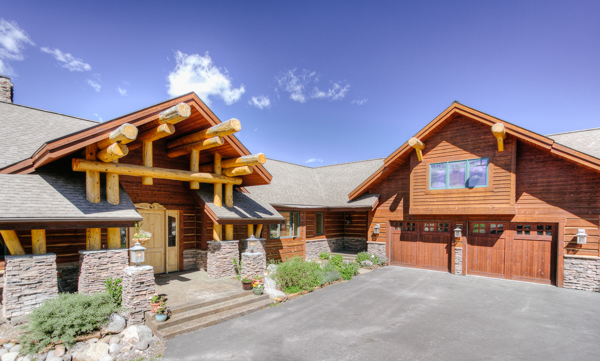 Luxury vacation rentals usa - Montana - Big sky - White Wolf Retreat - Image 1/34
