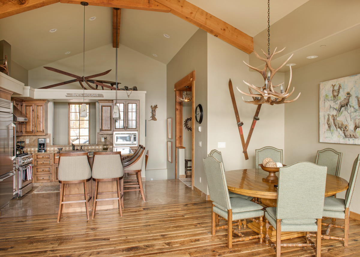 Luxury vacation rentals usa - Montana - Big sky - Doc's Holiday - Image 1/17