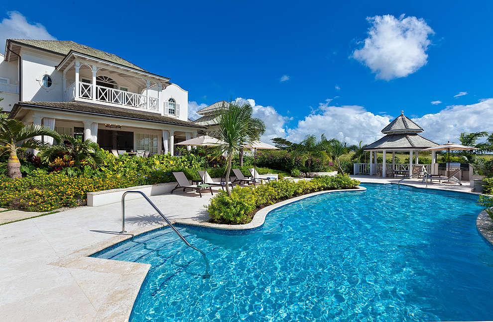 Luxury villa rentals caribbean - Barbados - St james - Royal westmoreland golf resort - Wild Cane Ridge 5 | Gully's Edge - Image 1/8
